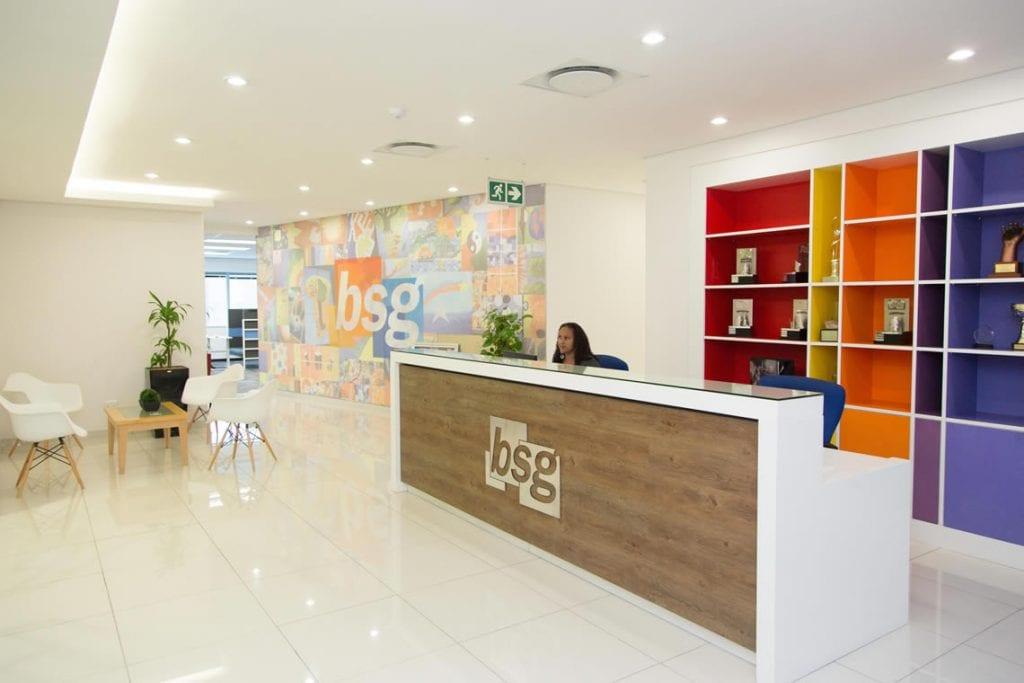 BSG - Office Interior Design by PEG Design - Cape Town Interior Design Firm