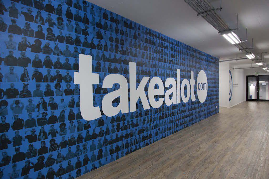 Takealot - Office Interior Design by PEG Design - Cape Town Interior Design Firm