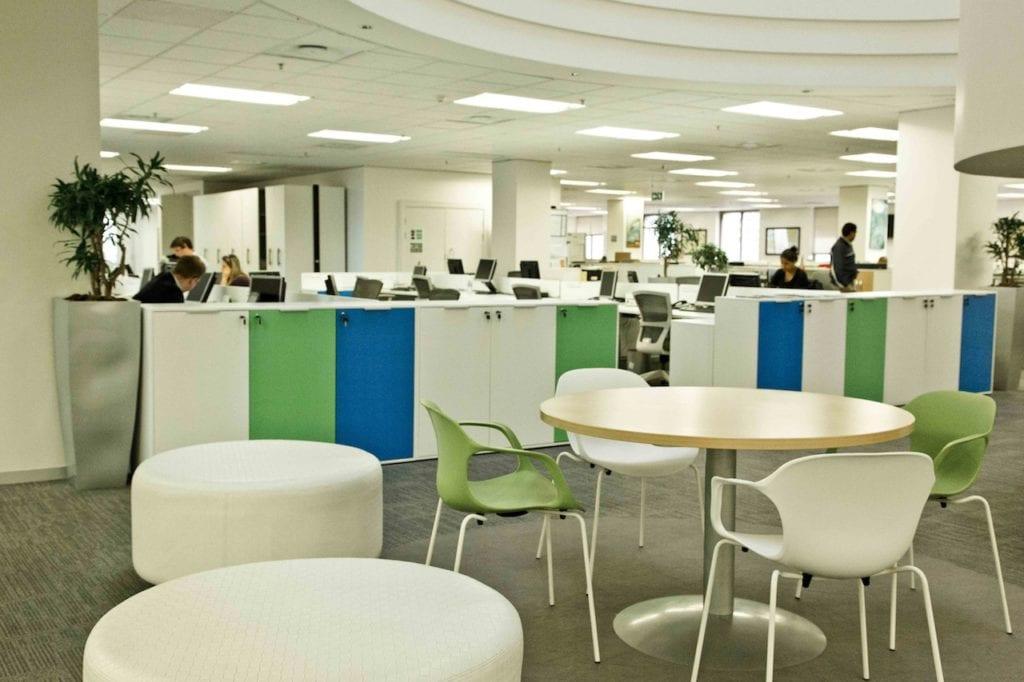 Damco - Office Interior Design by PEG Design - Cape Town Interior Design Firm