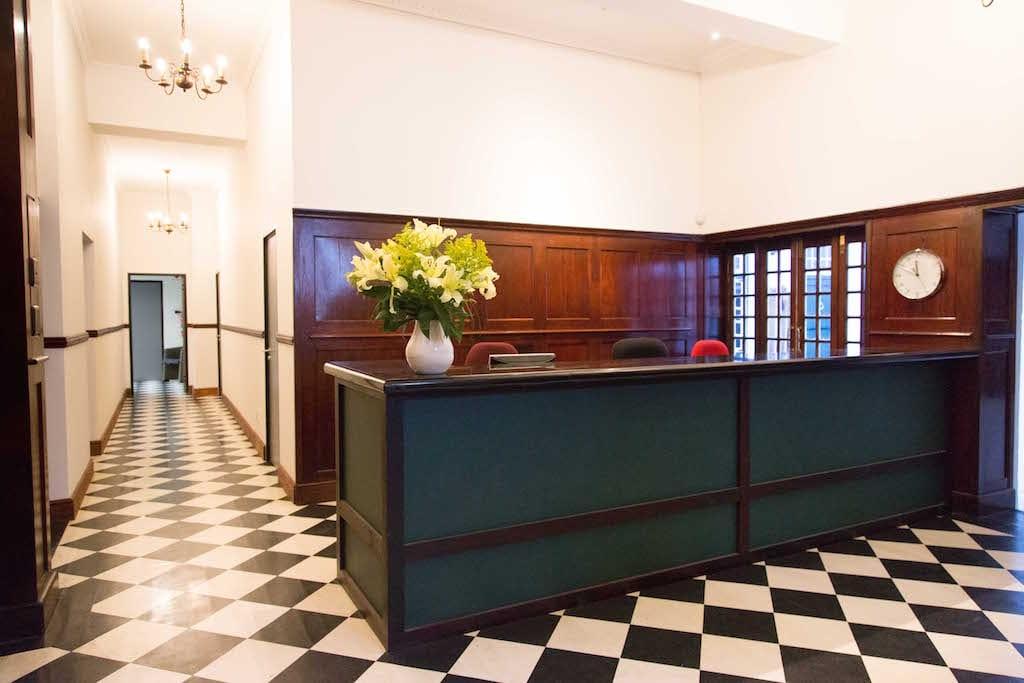 Leeuwen Chambers - Office Interior Design by PEG Design - Cape Town Interior Design Firm