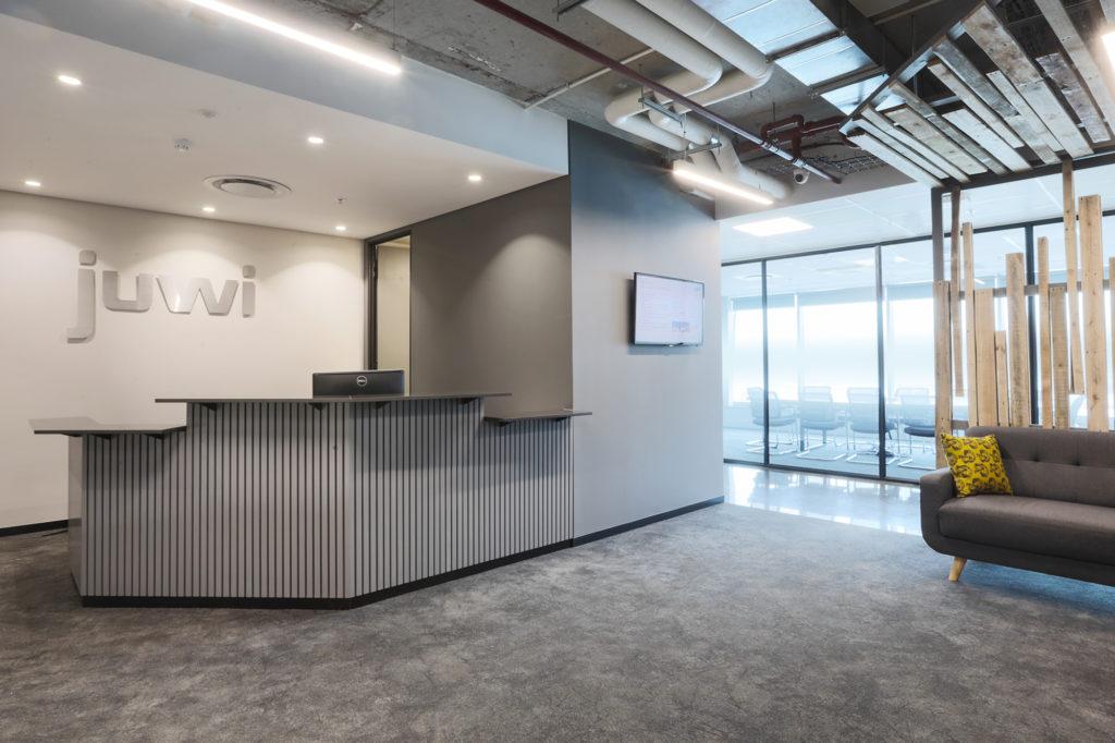 JUWI Renewable Energy - Office Interior Design by PEG Design - Cape Town Interior Design Firm